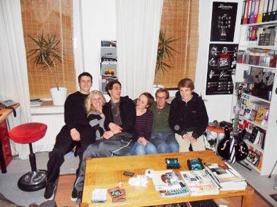 gallery 2011 schuelerband im studio  02