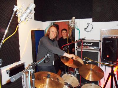 gallery 2011 schuelerband im studio  04